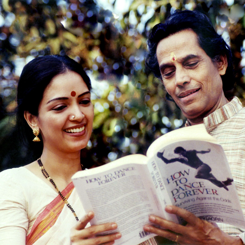 Sri M.V. Narasimhachari and Smt. M. Vasanthalakshmi